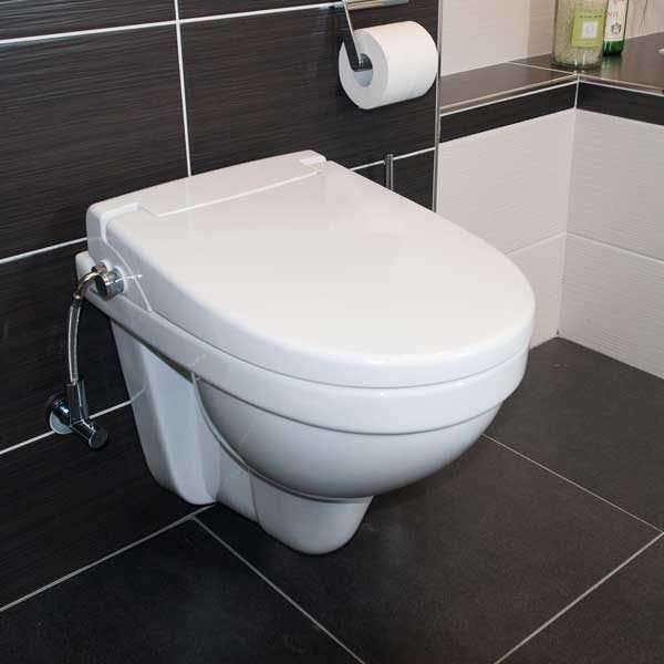 The Lavalino Integrated Bidet Toilet Seat